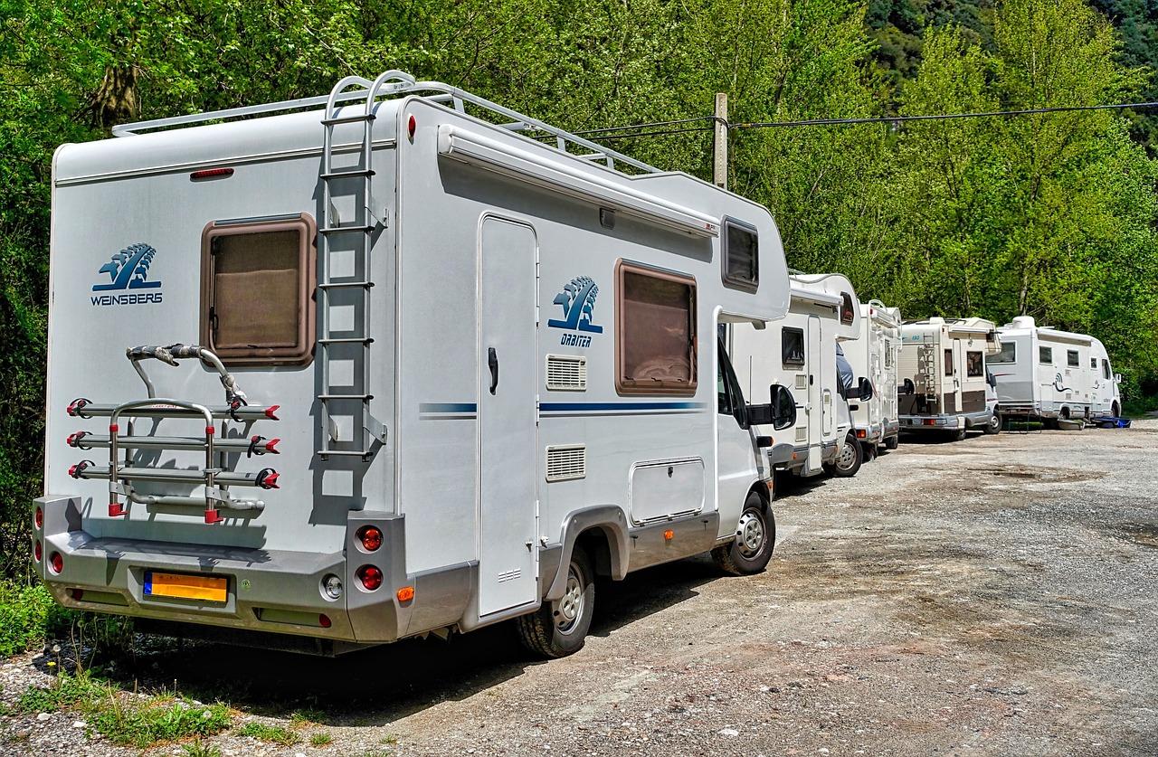 Stocker un camping car