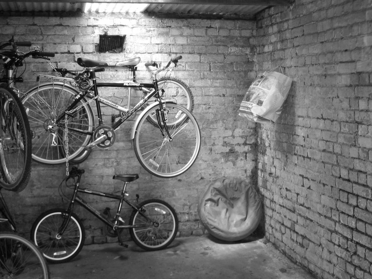 Stocker un vélo